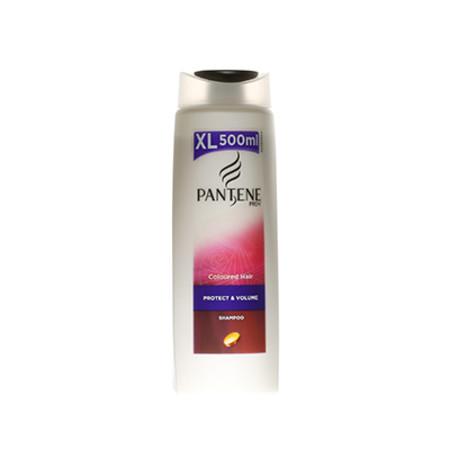 Pantene Coloured Hair Volume & Protect Shampoo 500ml