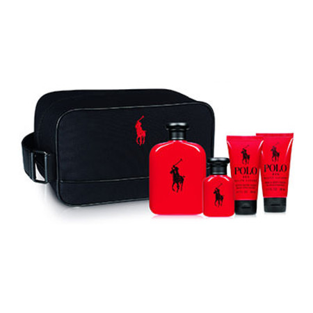 Ralph Lauren Polo Red Travel Set 125ml