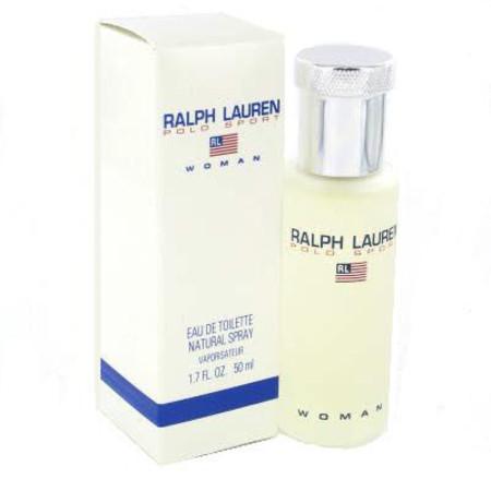 Ralph Lauren Polo Sport Woman Eau de Toilette Spray 50ml