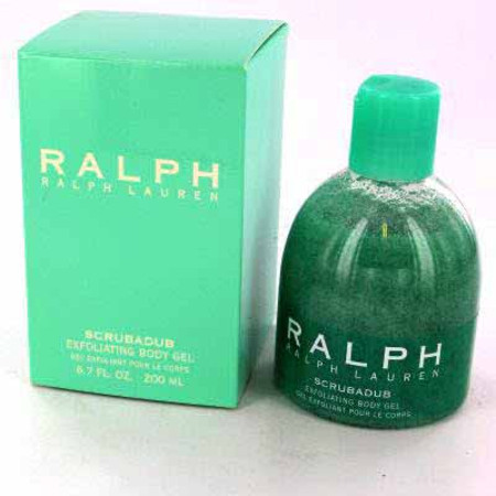 Ralph Lauren Ralph Scrubadub Exfoliating Body Gel 200ml