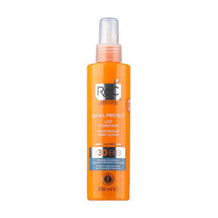 RoC Soleil Protect Moisturising Spray Lotion SPF30 200ml