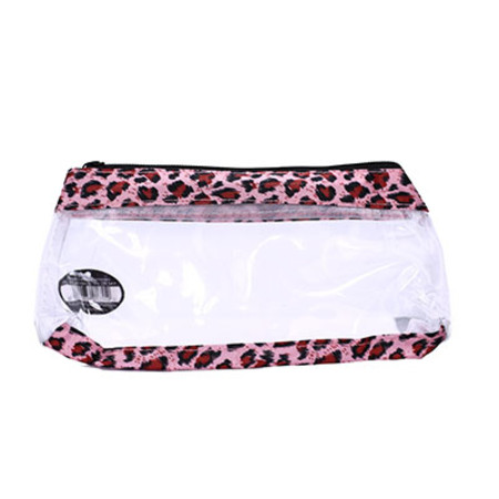 Royal Funky Leopard Cosmetic Bag