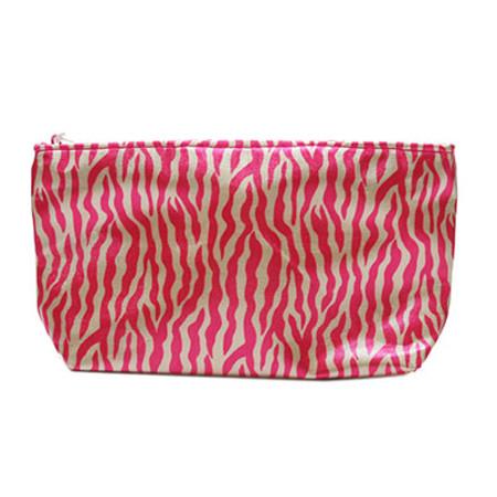 Royal Funky Zebra Cosmetic Bag