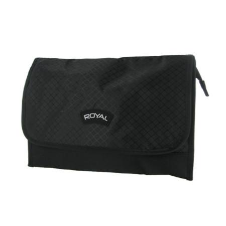 Royal Mens Wash Bag Black