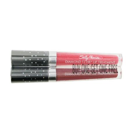 Sally Hansen Diamond 12hr Lip Treatment 2 x 7ml