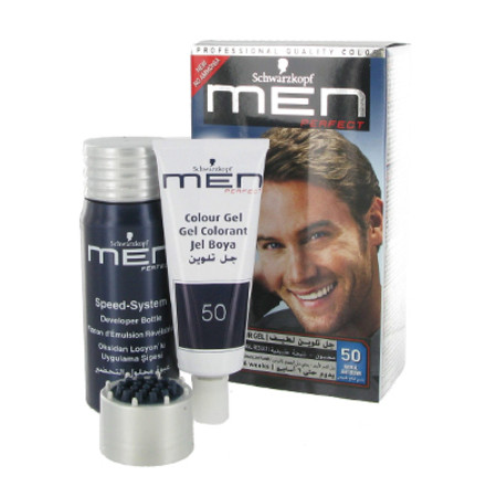 Schwarzkopf Men Perfect Hair Colour