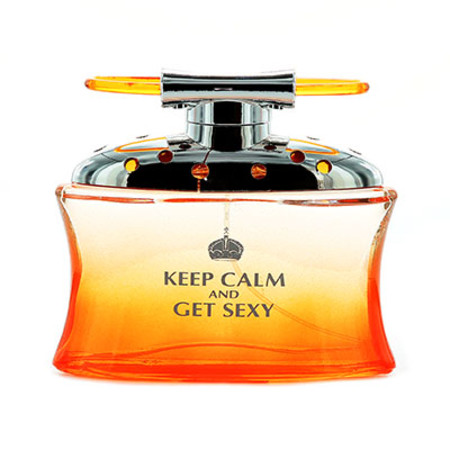 Secret Scents Keep Calm and Get Sexy EDT Spray 100ml