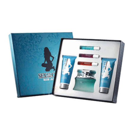 Sex in the City Blue Moon Gift Set 100ml