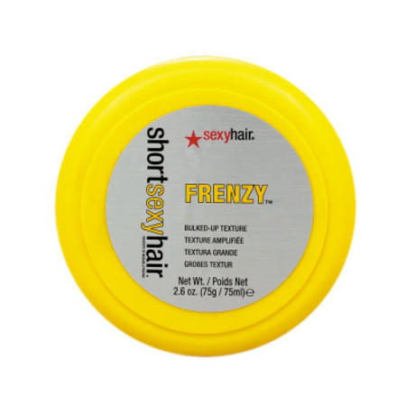 Sexy Hair Frenzy Bulked Up Texture 75ml