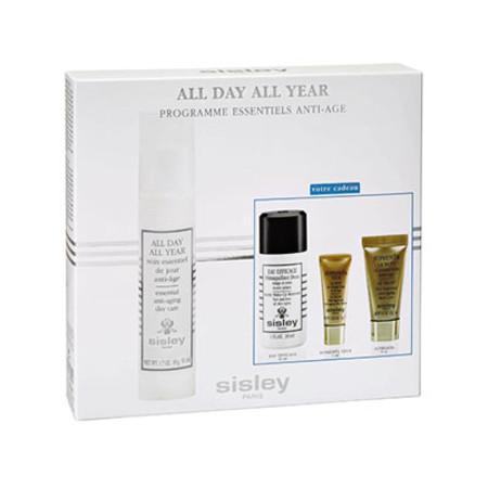 Sisley All Day All Year Essentials Anti Aging Program
