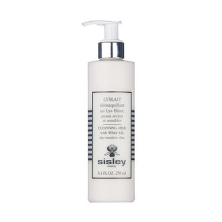 Sisley Cleansing Milk With White Lily 250ml