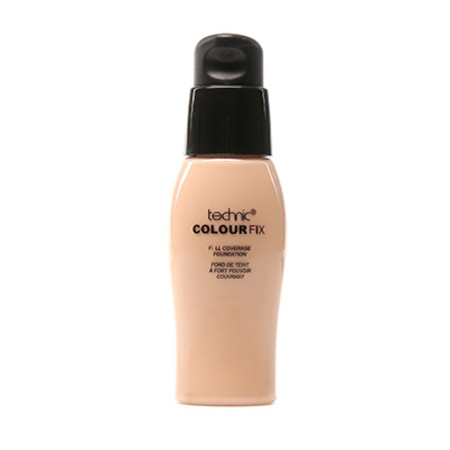 Technic Colour Fix Full Coverage Foundation 35ml