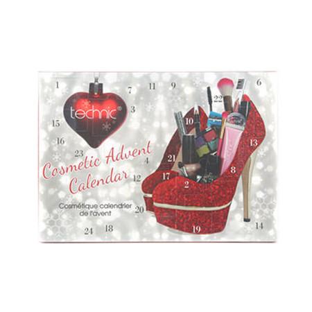 Technic Cosmetic Shoe Advent Calendar