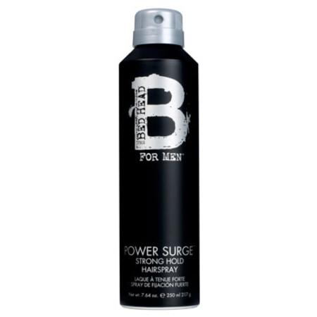 Tigi B For Men Power Surge Strong Hold Hairspray 250ml