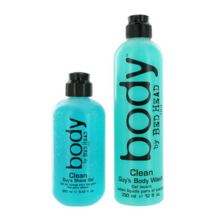 Tigi Bed Head Clean Smooth Shave Gift Set 250ml