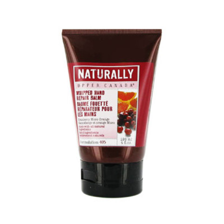 Upper Canada Naturally Hand Balm Cranberry Mono Orange 120ml