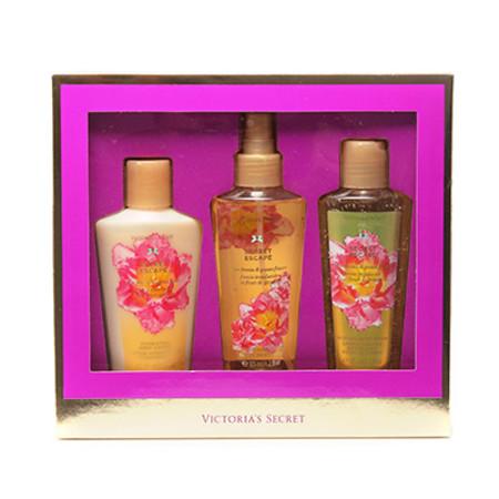 Victoria's Secret Secret Escape Gift Set 125ml x 3