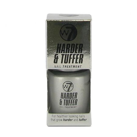 W7 Harder & Tuffer Nail Treatment 15ml