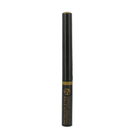 W7 Metallic Eyes Waterproof Eye Liner 2.5g