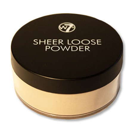 W7 Sheer Loose Powder 16g