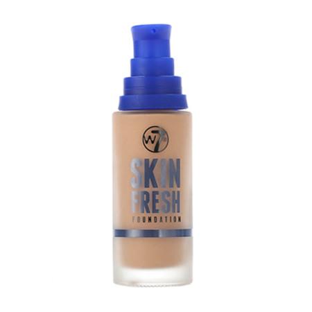 W7 Skin Fresh Foundation 30ml