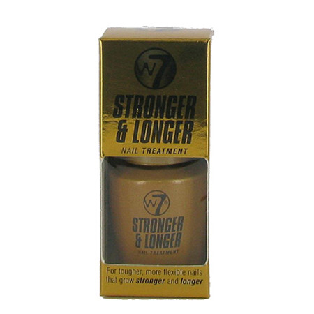 W7 Stronger & Longer Nail Treatment 15ml