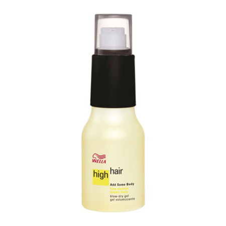 Wella High Hair Add Some Body 200ml