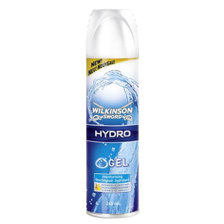 Wilkinson Sword Hydro Moisturising Shaving Gel 240ml