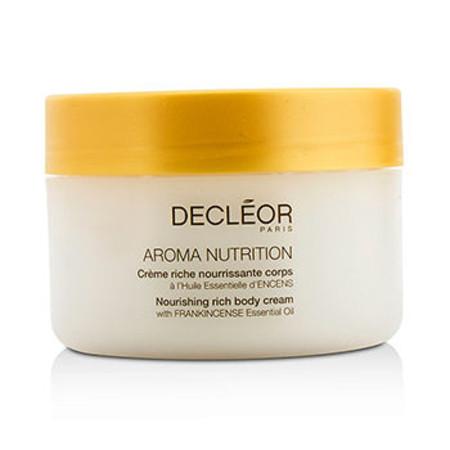 Decleor Aroma Nutrition Nourishing Rich Body Cream - For Dry Skin 200ml/6.9oz