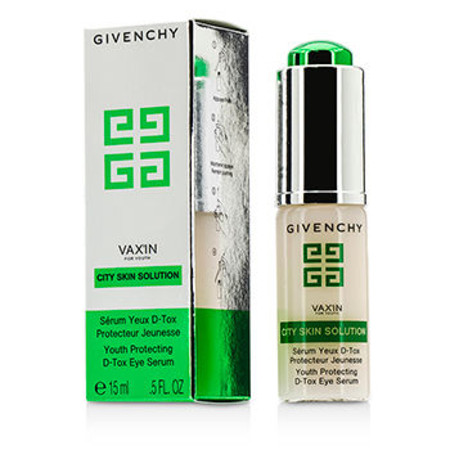 Givenchy Vax`In For Youth City Skin Solution Youth Protecting D-Tox Eye Serum 15ml/0.5oz