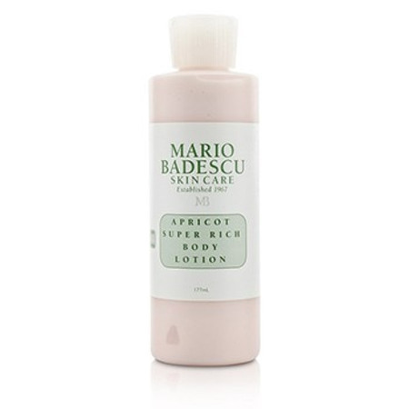 Mario Badescu Apricot Super Rich Body Lotion - For All Skin Types 177ml/6oz