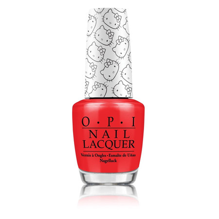 OPI Hello Kitty - 5 Apples Tall 15ml