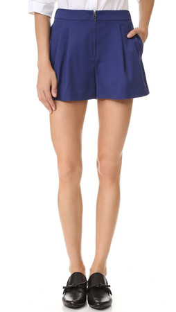 3.1 Phillip Lim Bloomer Shorts - Ultramarine