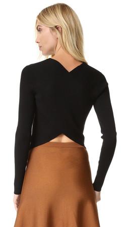 A.L.C. Chance Sweater - Black