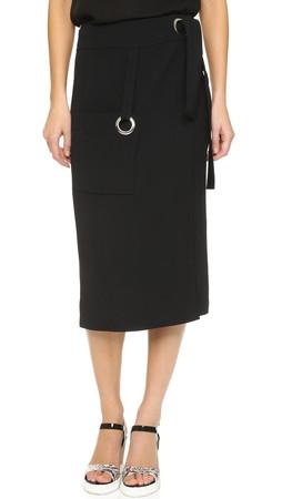A.L.C. Paige Skirt - Black