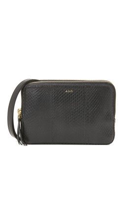 A.L.C. Ryder Cross Body Bag - Black