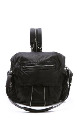 Alexander Wang Marti Backpack - Black