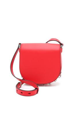 Alexander Wang Mini Lia Saddle Bag - Cult