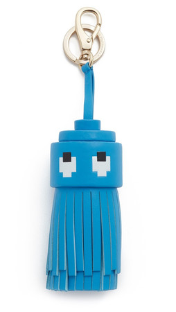 Anya Hindmarch Ghost Tassel - Sea Blue