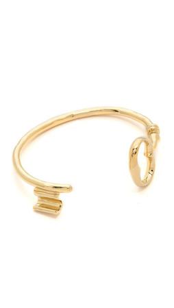 Aurelie Bidermann Rivoli Bracelet - Gold