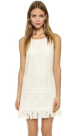 Bb Dakota Jack By Bb Dakota Calliope Lace Dress - Ivory