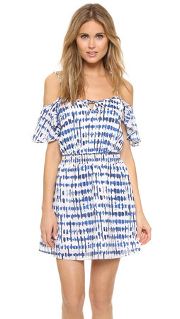 Bb Dakota Jack By Bb Dakota Vivi Stepping Dress - Multi