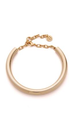 Ben-Amun Choker Necklace - Gold