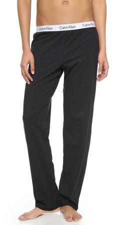 Calvin Klein Underwear Logo Lounge Pants - Black