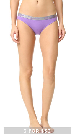 Calvin Klein Underwear Radiant Cotton Bikini - Grandeur
