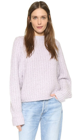 Club Monaco Daylina Sweater - Quartz
