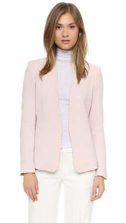 Club Monaco Itzel Jacket - Putty Pink