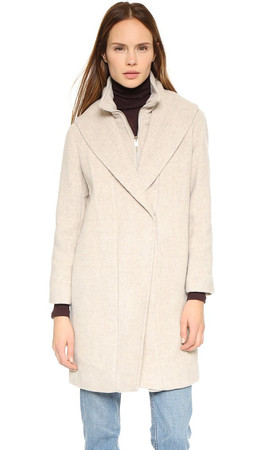 Club Monaco Marie Coat - Oatmeal