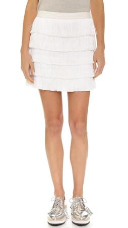Club Monaco Trisa Skirt - Blanc De Blanc
