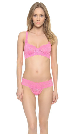 Cosabella Never Say Never Prettie Underwire Bra - Lotus